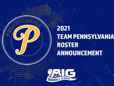 2021 Pennsylvania Roster