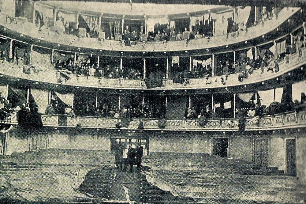3. municipal theater