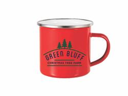Green Bluff Mug