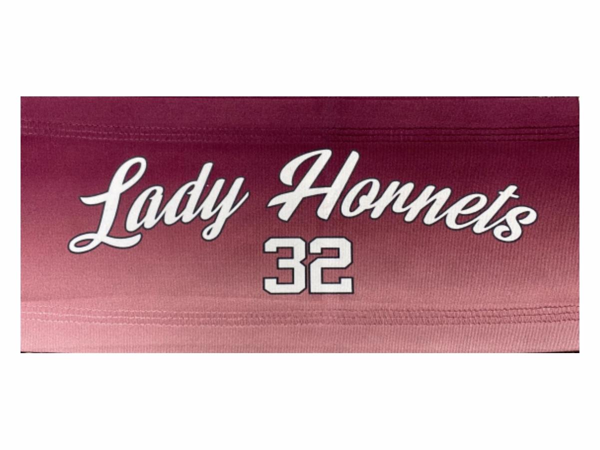 Lady Hornets Headband