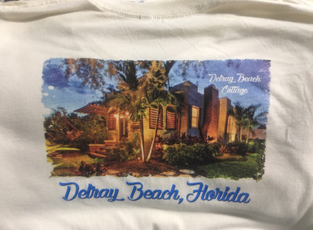 You Don't Have To Shovel Sunshine - Delray Beach Cottage