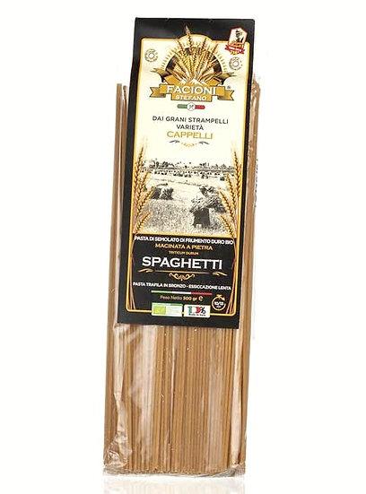 Spaghetti di Senatore Cappelli BIO - 500 g