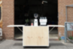 BeanTo Coffee Cart