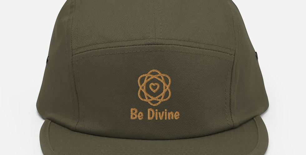 Be Divine Panel Cap