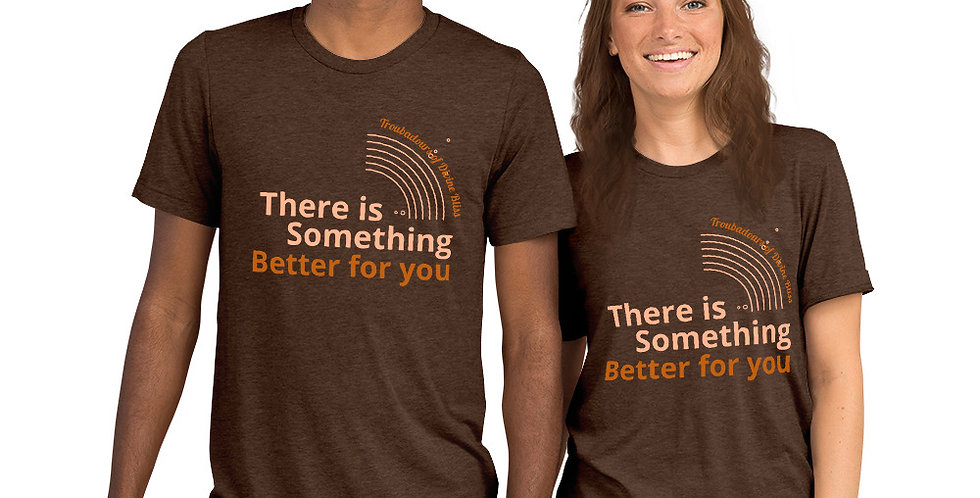 Eco Something Better for You Short sleeve t-shirt