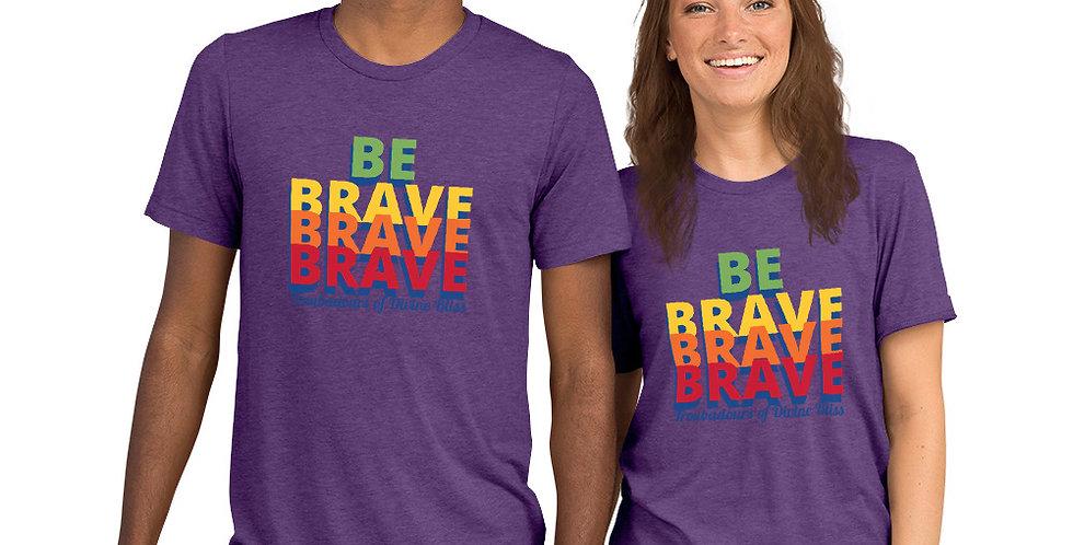 Eco Be Brave Short sleeve t-shirt