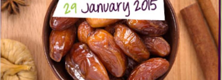 Campaign content for Dubai Food Festival.