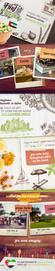 Infographic content for Dubai Food Festival.