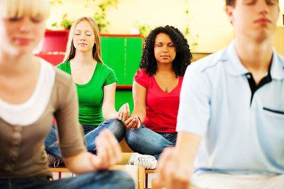 Teenagers meditating.jpg