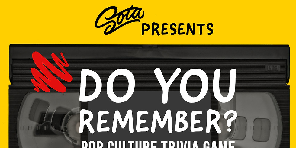 'Do You Remember?' Game Show