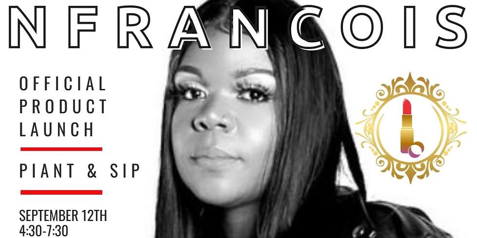 Nfrancois Beauty Product Launch