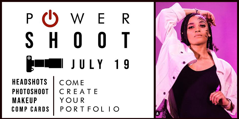 Powershoots (July)