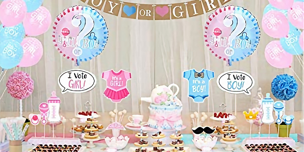 Toni Anne's Baby Shower