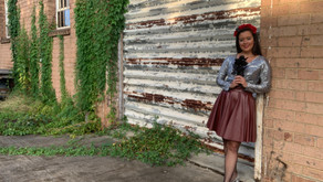 My DIY Outfit for Halloween '19! | B6621 + Veronika Skirt Sewing Patterns