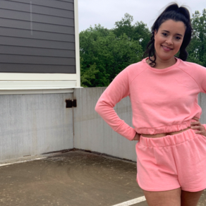 Sinclair Patterns' Nova Sweatshirt  |  Sew My Style April 2020