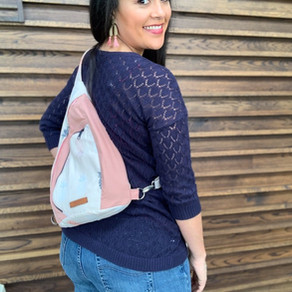 Cloudsplitter Bags' Summit Backpack Pattern Review  |  Sew My Style February 2020