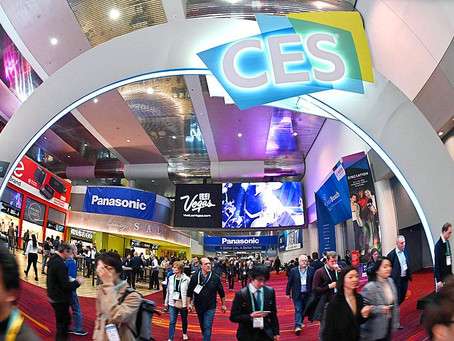 Taiwanese start-ups use CES to showcase products