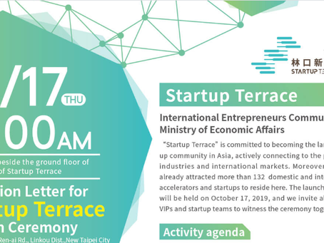 Startup Terrace - Grand Launch Ceremony