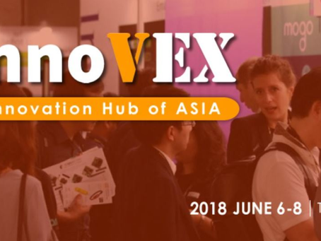 Startup Terrace Rejuvenates Linkou and Realizes Industrial Upgrading in InnoVEX