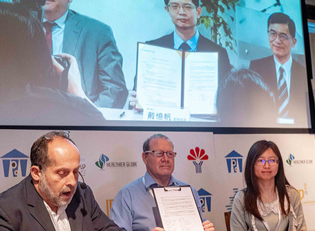 Taiwan's i2i to invest up to $70m in Israeli startups