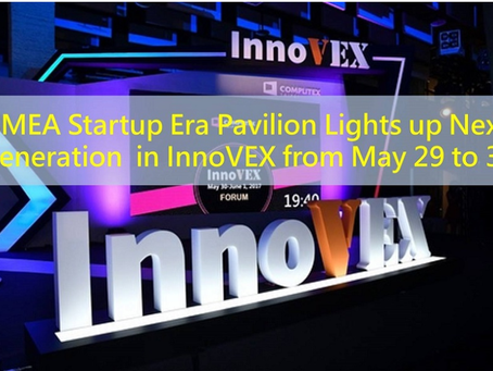 SMEA Startup Era Pavilion Lights up Next Generation in InnoVEX from May 29 to 31