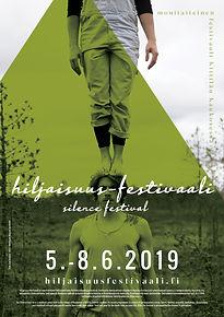 Hiljaisuus-festivaali_2019_juliste_verkk