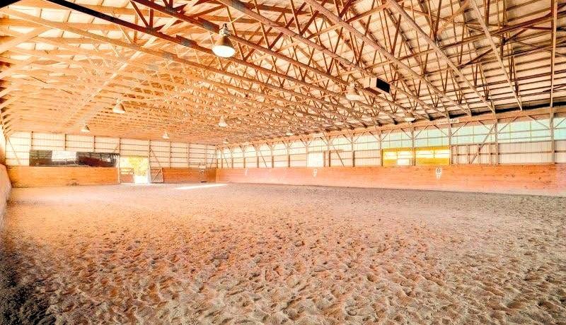 Indoor Arena #1
