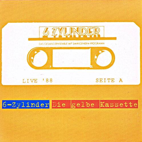 Die gelbe Kassette (als CD)