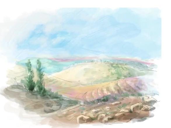 Mountains of Judah