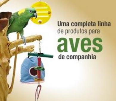Produtos Pet Bird