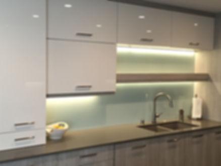 Glass Backsplash, Glass Splashback, Kitchen Remodel, Lodi Ca,
