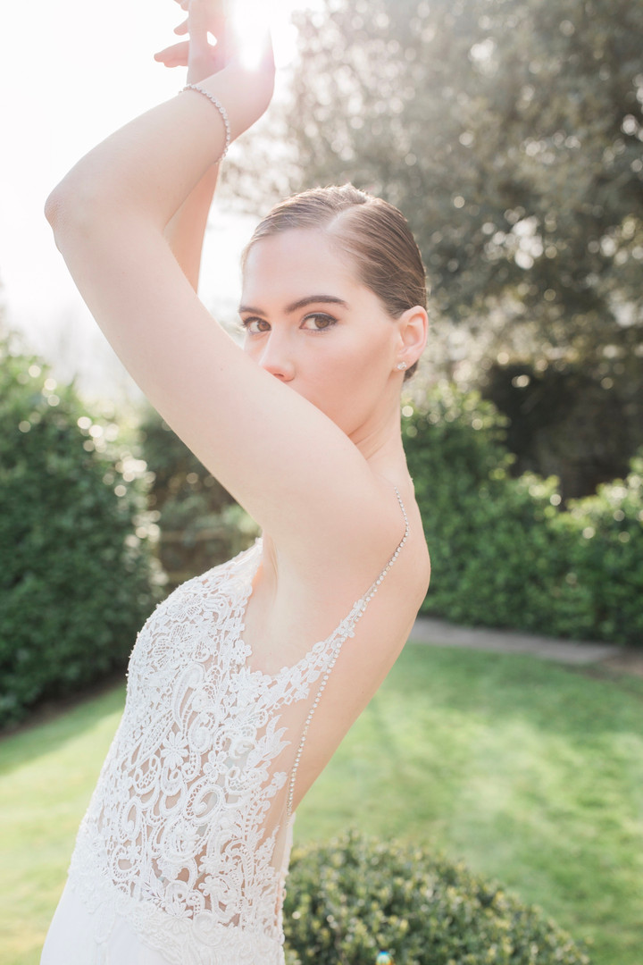 Go Bridal Boutique Shoot