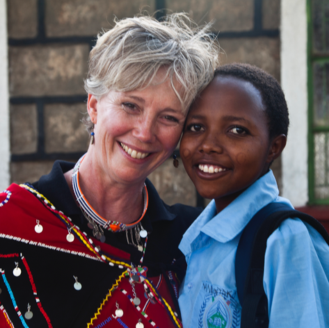 Therese - Founder of MaaChild