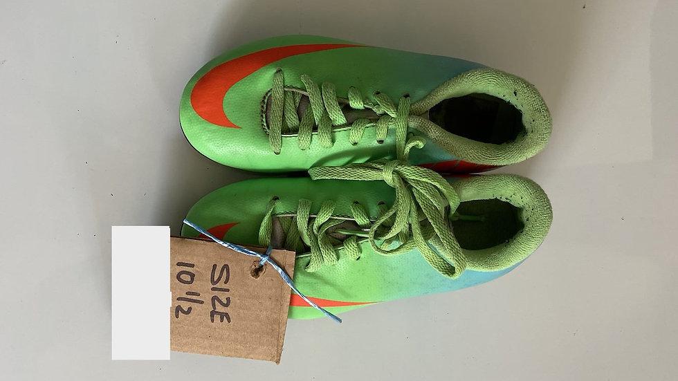 Nike Mercurial (Kids Size 10.5)