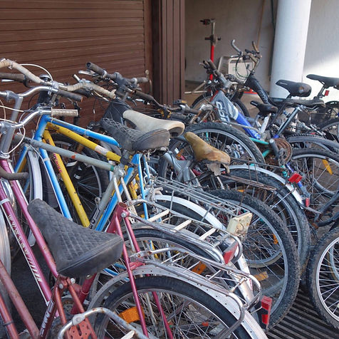 Henting av sykler i Oslo