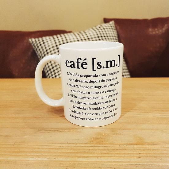 Caneca Café [s.m.]