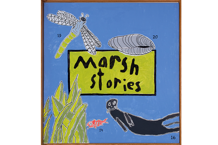 MarshStories