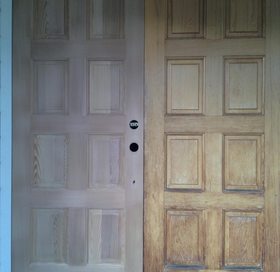 Doors - Before