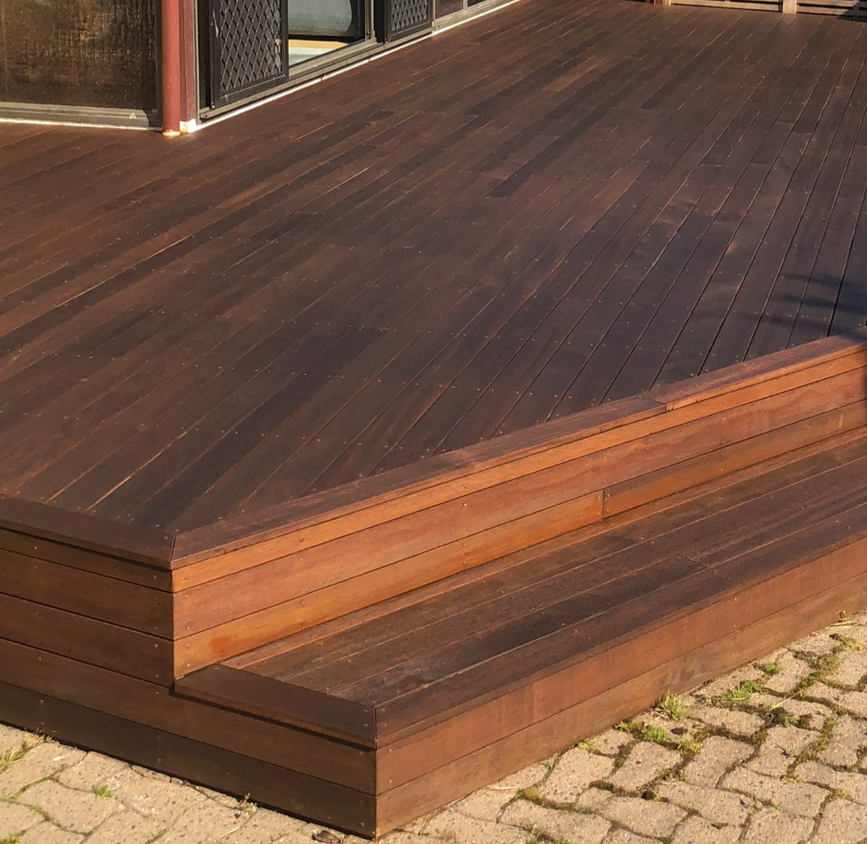 Redone Deck - After