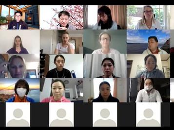 最終日「諸外国の事例から学ぶ女性コーチのキャリア形成」を学ぶ海外研修代替イベントを開催しました