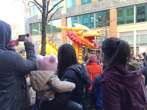Annual Reston Holiday Parade & Tree Lighting
