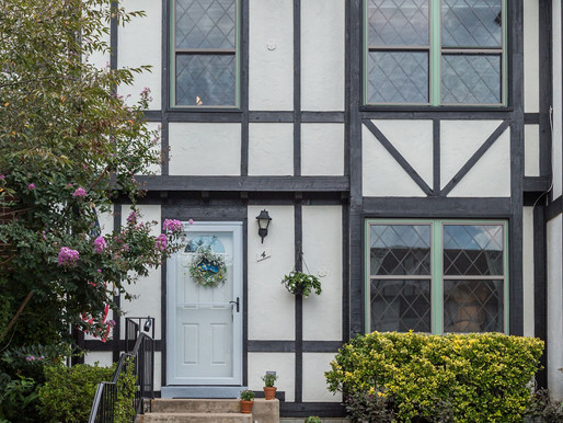 Be Prepared to Fall in Love with this Charming Tudor Townhouse