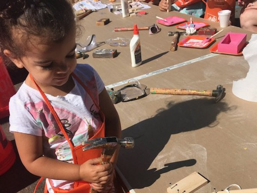 Free Carpenter Workshop for the Entire Family