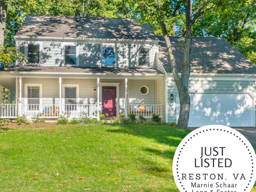 Remodeled  & Renovated  Single  Family in Desirable  North Reston on 1/3 Acre Lot with Fully Fen
