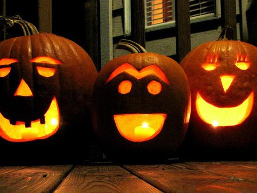 Inaugural Pumpkin Carving Contest