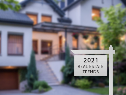 Ten Real Estate Trends to Watch in 2021