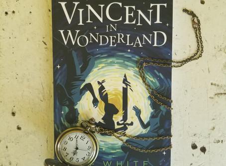 """""""Vincent in Wonderland"""" Book Release Day July 1st!!"""