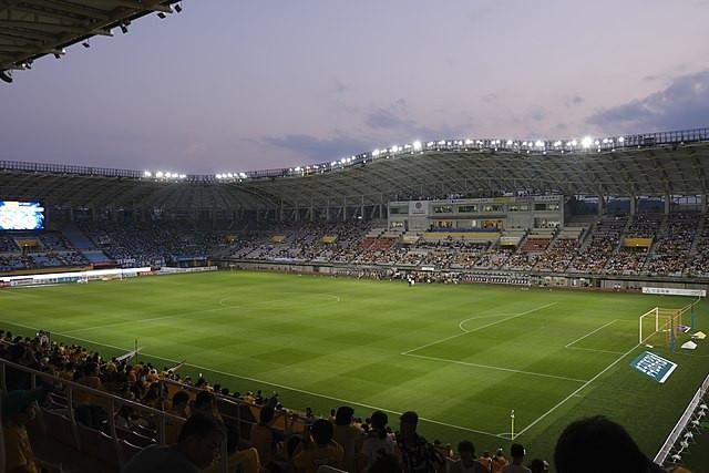 Saitama Stadium Sendai