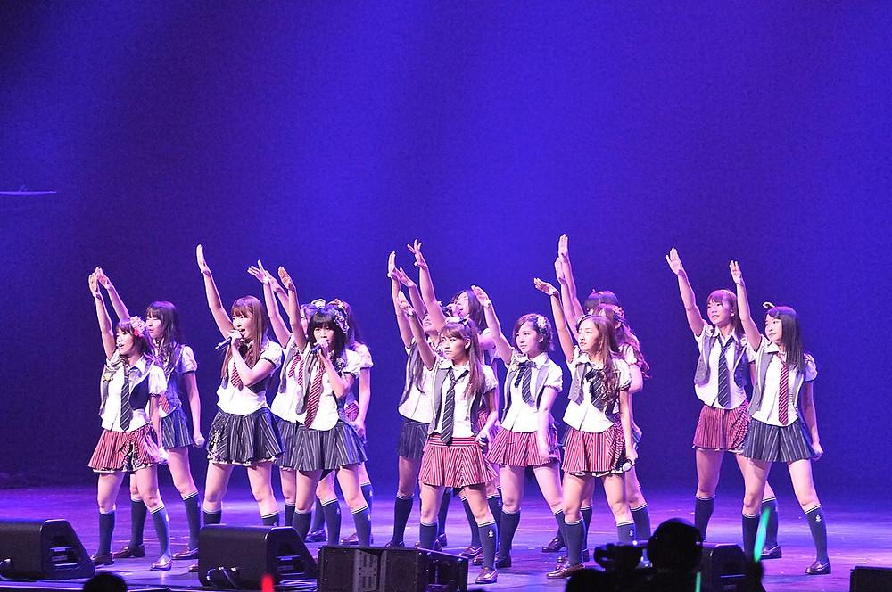 J-Pop Gruppe AKB48