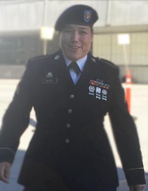 Sgt. Lee Moore